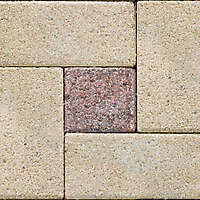 cement tiles yellow