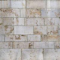 white and orange stone tile