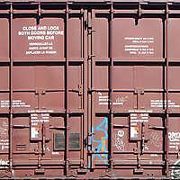 train wagon door 1