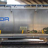 train wagon rusty 11