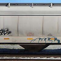 train wagon rusty 7