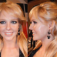 blonde girl white skin 2