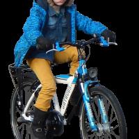 kid on bike alpha