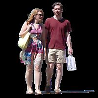 urban people couple 8