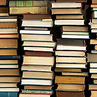 books paper side