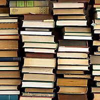 books paper side