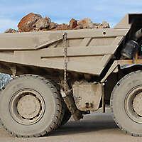 big truck dirt