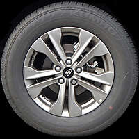 suv wheel and tyre