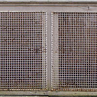 double grate window