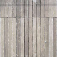 wood planks grey clean fence