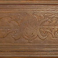 old wood decoration