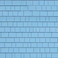 blue paint shingles