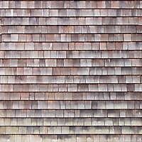 cedar shingles weathered