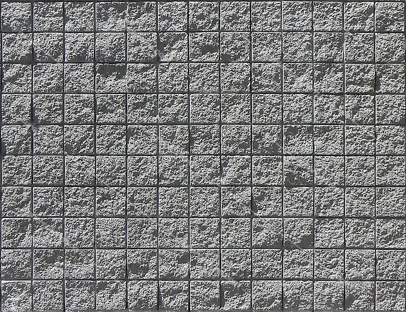 concrete square pattern
