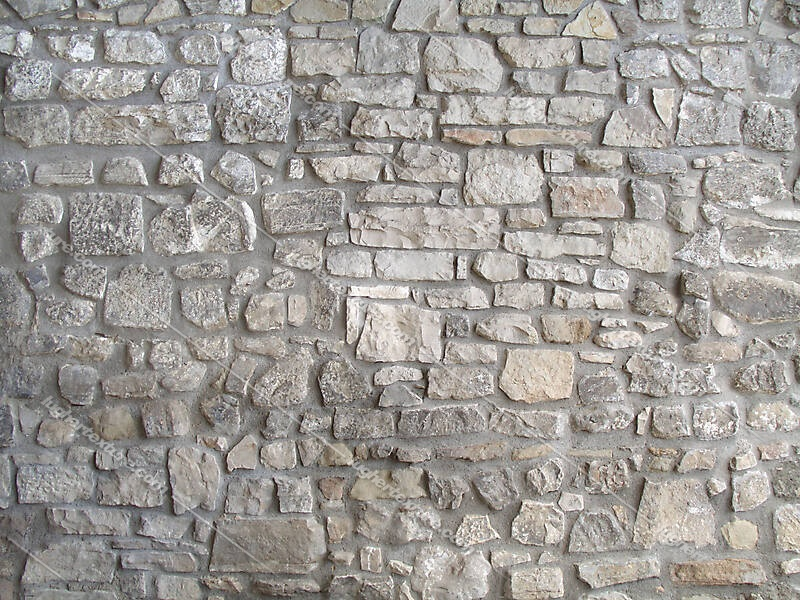 medieval old wall 8