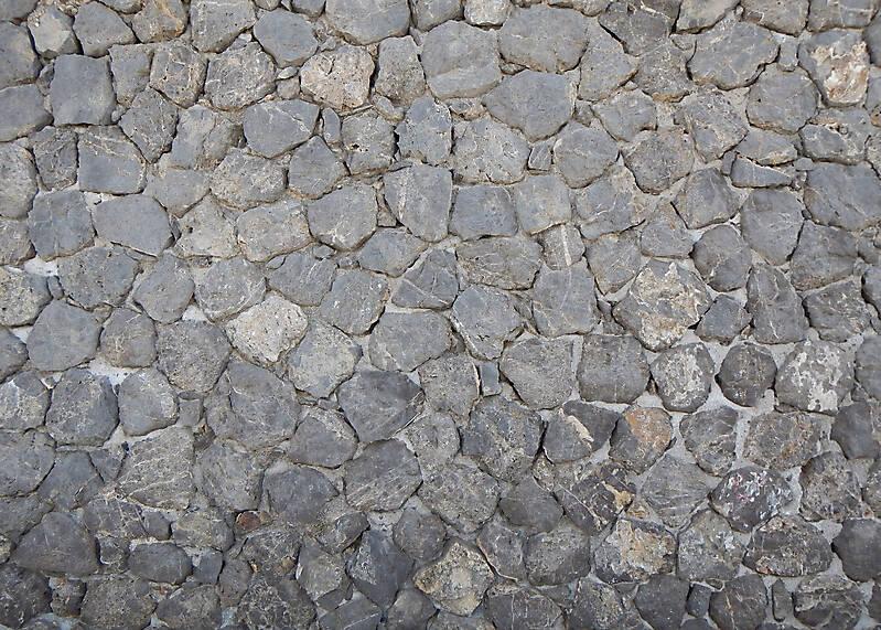 Texture Medieval Black Stones Floor 1 Medieval