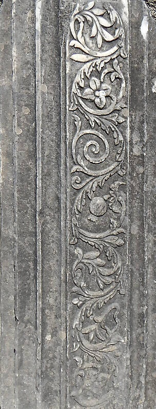 decorated stone panel 3