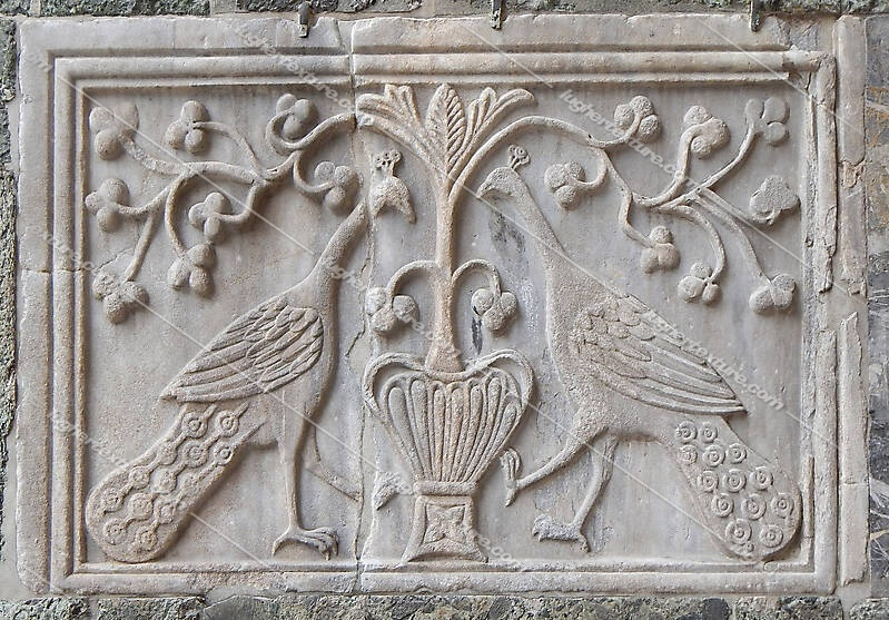 Texture Medieval Stone Ornament Venice 11 Stone
