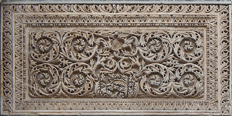 Texture Medieval Stone Ornament Venice 5 Stone