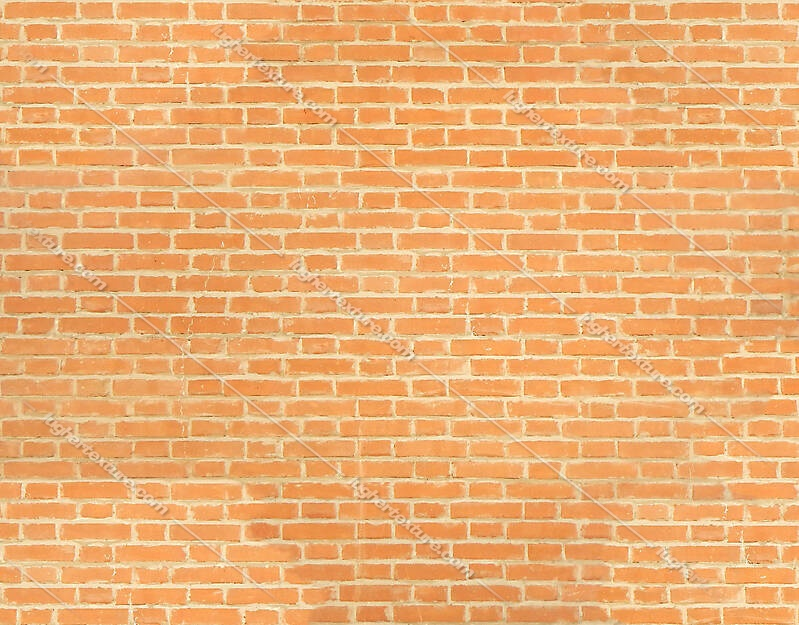 new bricks wall