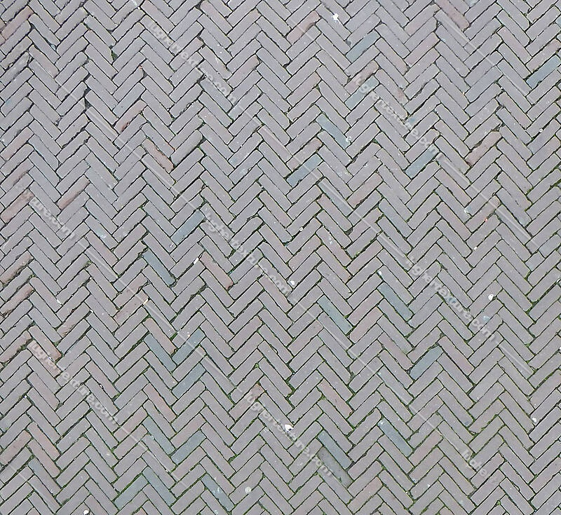 Texture Black Bricks Floor 8 Modern Pavement Lugher