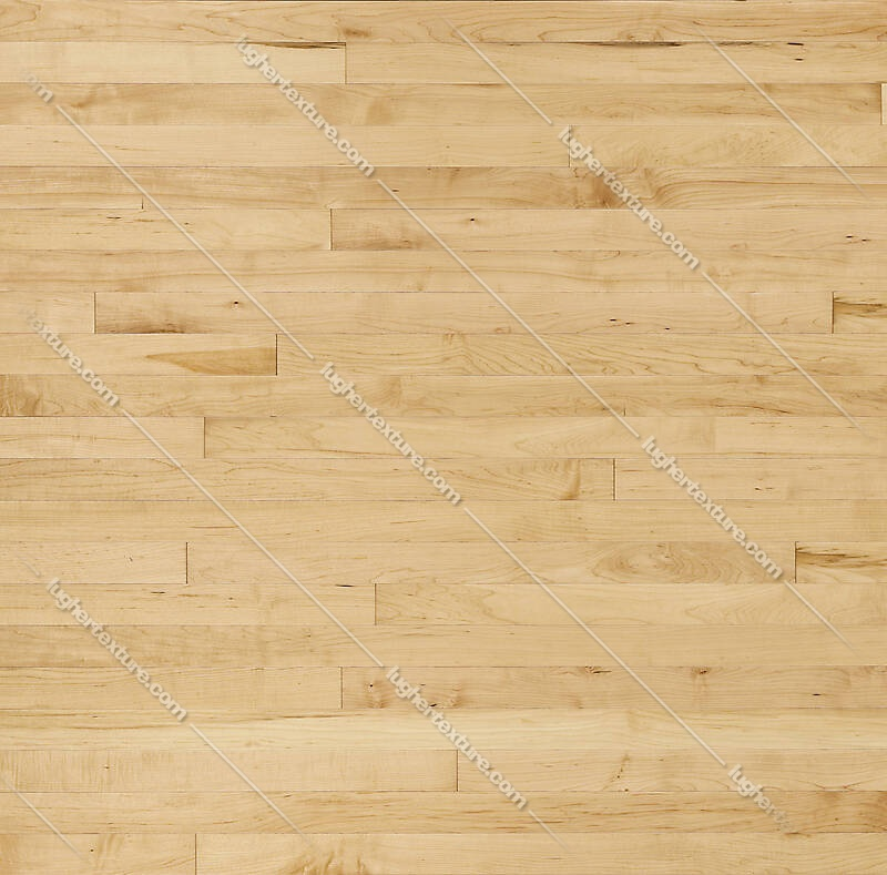 Hardwood Maple Natural Wood