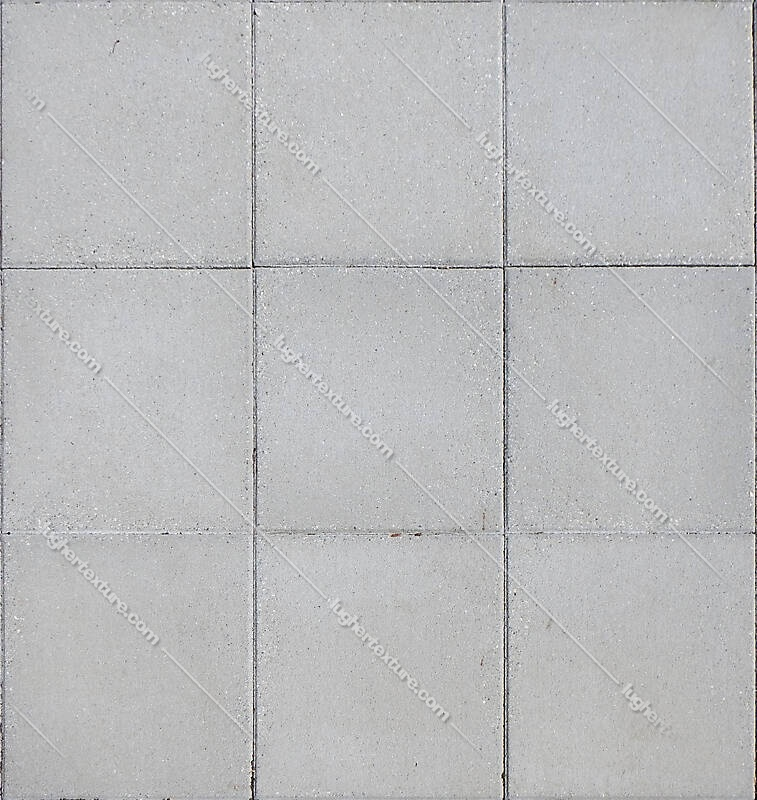 outdoor concrete tiles