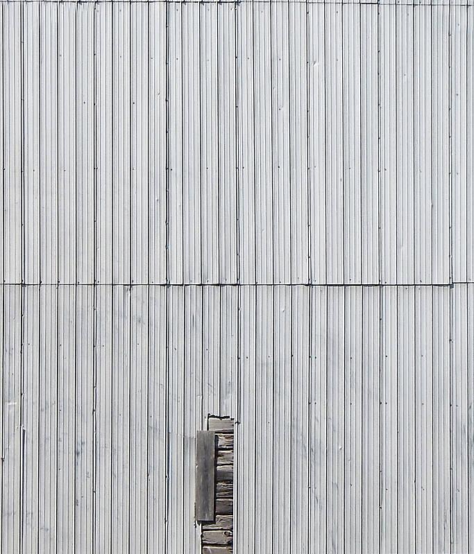 Metal Wall Panels 1 Corrugated Paint