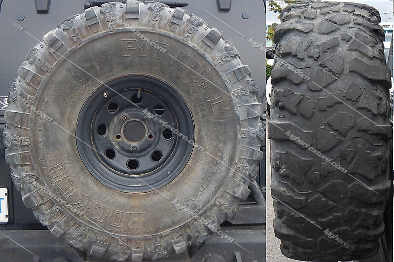 rock crawler wheel tire 1