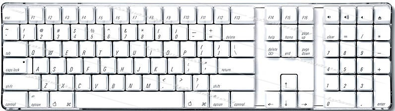 apple imac keyboard 1
