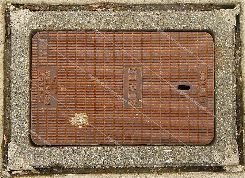 rectangular water manhole 6