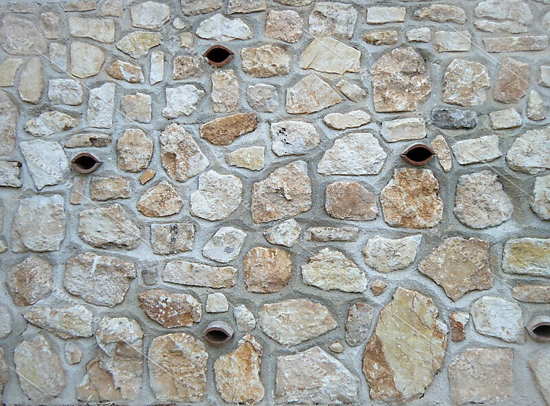 stone wall tile new