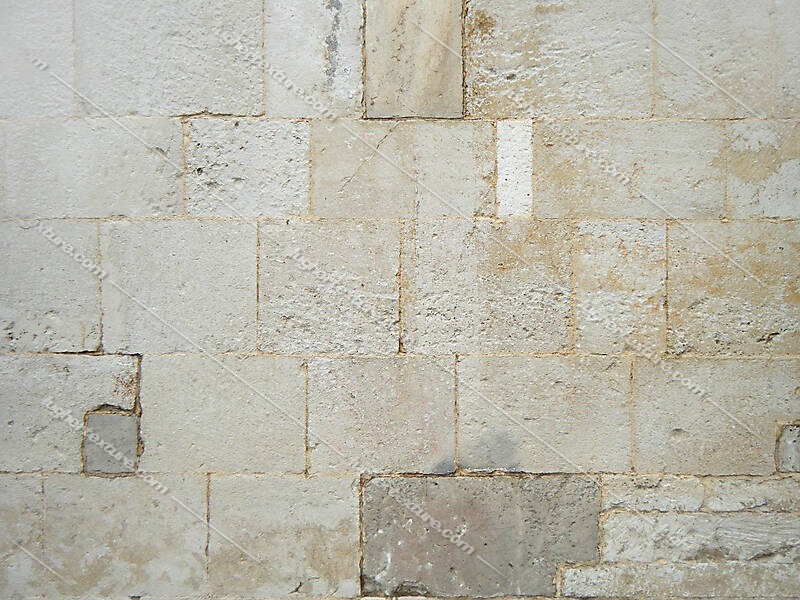 Texture Old Wall Tile From Rome Downtown 12 Stone