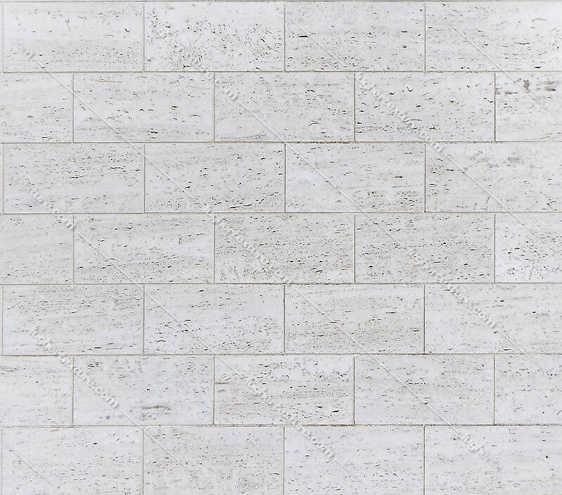Texture - white stone long tiles - Modern Tiles - luGher Texture ...
