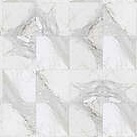 marble tiles white<br />and gray